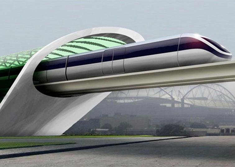 Магистраль Hyperloop может соединить три европейские столицы, поездка между ними займёт не более 10 минут