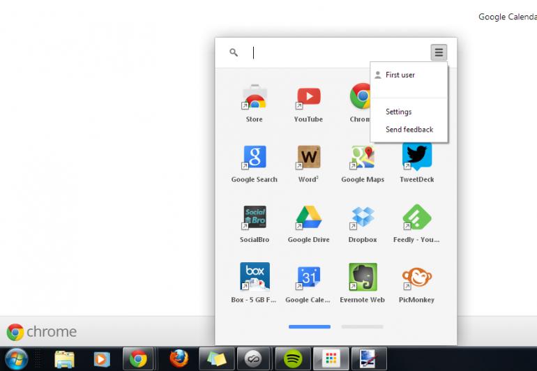 Chrome_launcher_menu