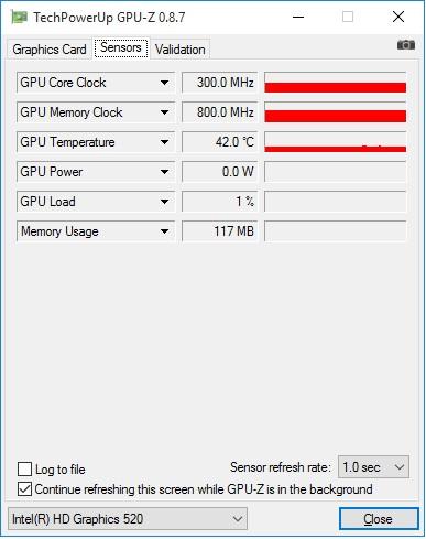 GIGABYTE_BRIX_GB-BSi3H-6100_GPU-Z_idle