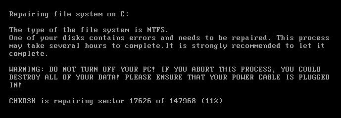 Зловред-вымогатель Petya шифрует весь диск и требует выкуп за разблокировку данных