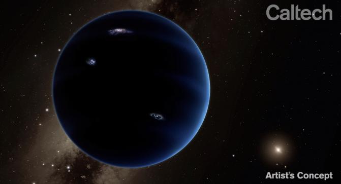 Астрономы полагают, что Солнце могло захватить «планету X» у другой звезды
