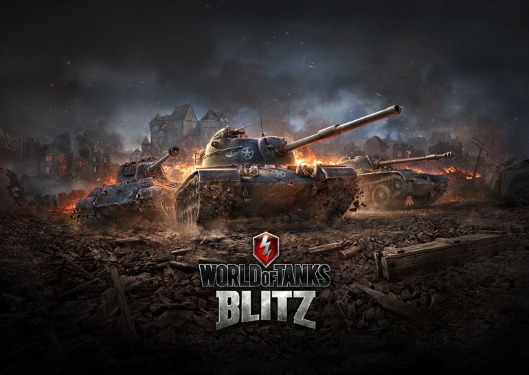 Игра World of Tanks Blitz вышла на Mac OS X
