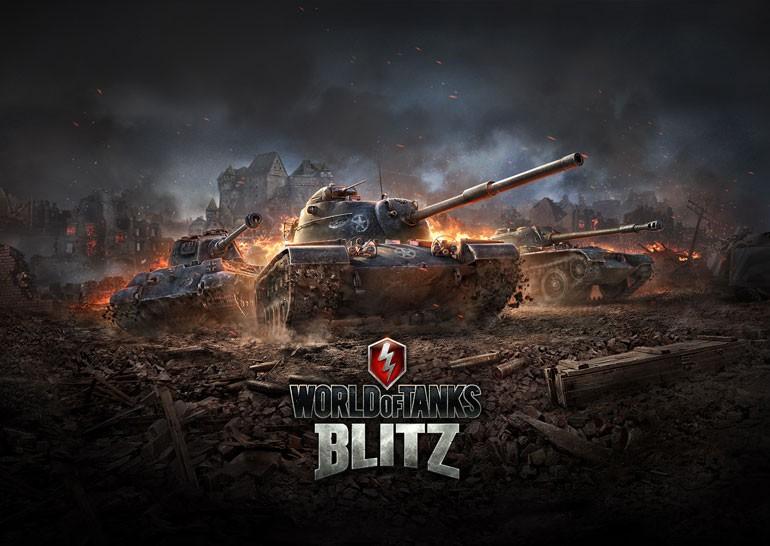 Игра World of Tanks Blitz вышла на Mac OS X