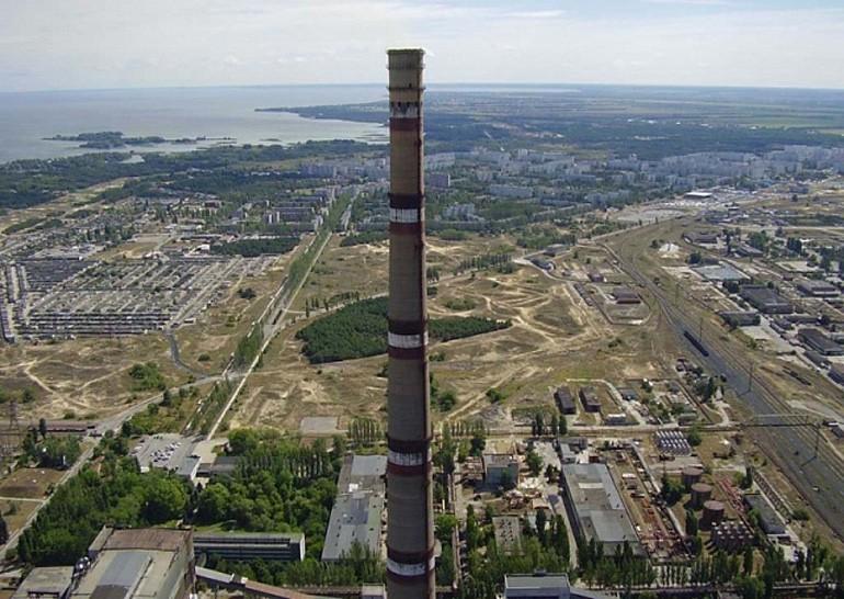 В Запорожье построят биотопливную ТЭС мощностью 5,3 МВт