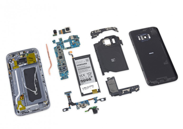 Специалисты посчитали себестоимость телефона Самсунг Galaxy S7