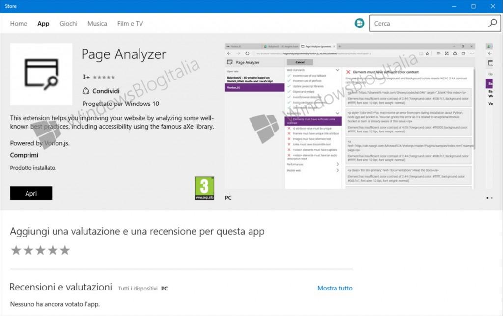 Расширения вMicrosoft Edge уже доступны инсайдерам в новейшей сборке Windows 10