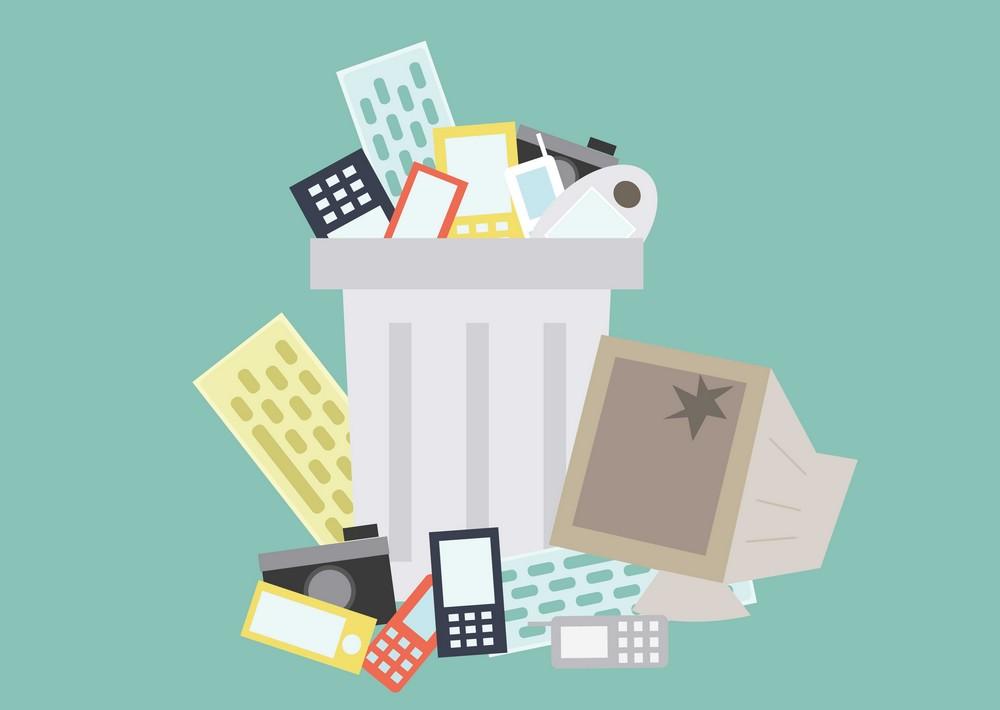 Картинки по запросу электрические отходы