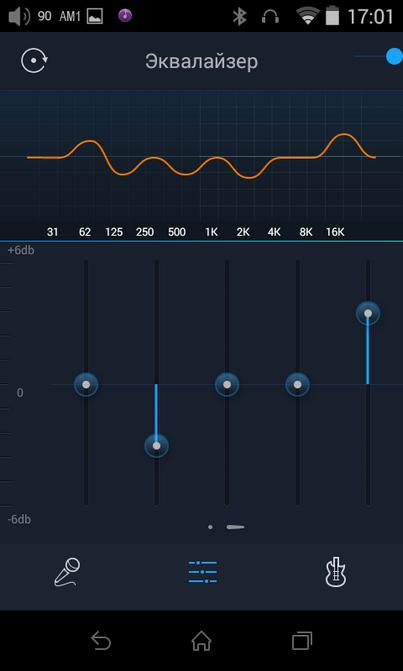Обзор FiiO X7: Hi-Fi на Android