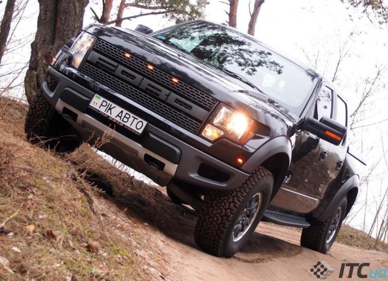 Ford F-150 SVT Raptor: обзор, технологии, история, тюнинг
