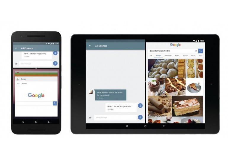 В Android N добавлены функция копирования текста между окнами приложений и окно с экстренной информацией