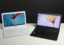 Обзор-сравнение ASUS ZenBook UX305CA и UX305FA