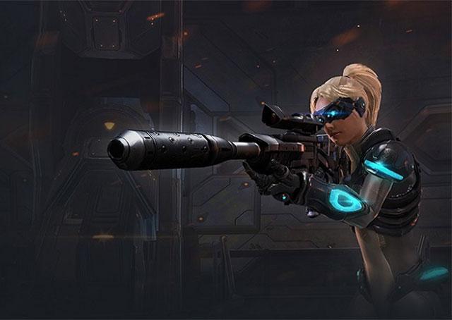 В конце марта выйдет первая часть дополнительного комплекта заданий к StarCraft II - «Нова: секретная операция»