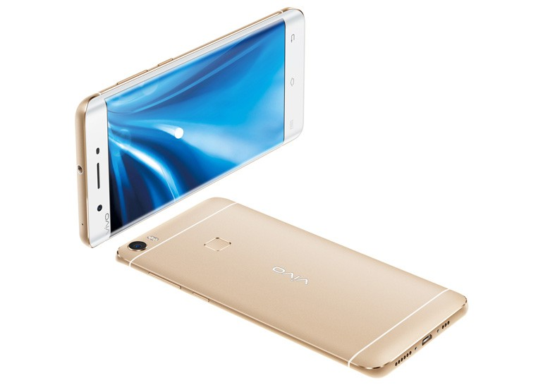 vivo Xplay 5 - первый в мире смартфон с 6 ГБ ОЗУ