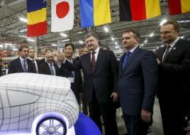 Японская компания Fujikura открыла в Украине завод по производству автомобильных компонентов