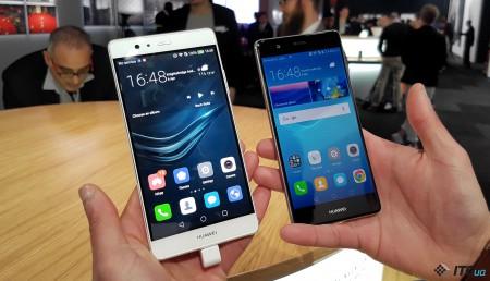 Первый взгляд на Huawei P9, P9 Plus и TalkBand B3