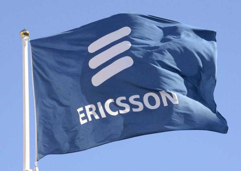 Ericsson flag