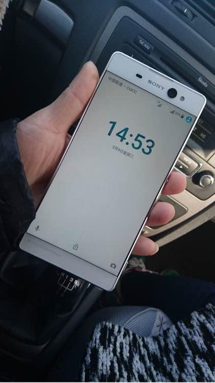 Опубликованы первые фотографии 6-дюймового фаблета Sony Xperia C6