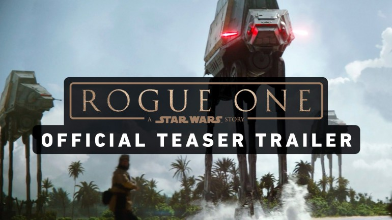 Тизер Rogue One