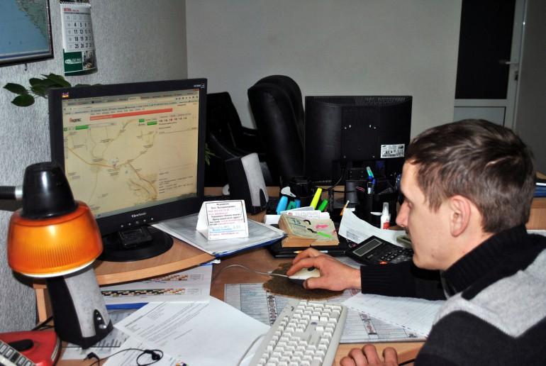 Yandex Ukravtodor
