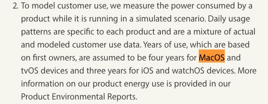 Apple может переименовать свою настольную операционную систему с OS X на MacOS