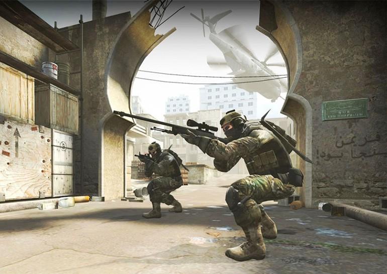 Игру Counter-Strike портировали на Android
