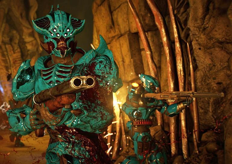 Открытый бета-тест игры Doom стартует 15 апреля