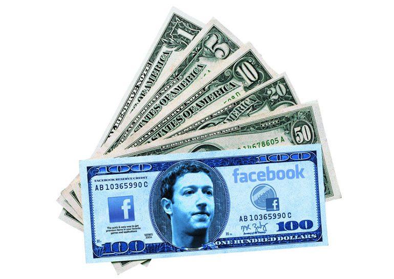 В первом квартале 2016 года Facebook существенно нарастила доход и прибыль