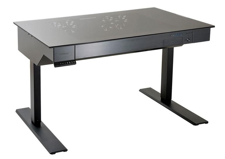 Lian Li анонсировала компьютерный корпус в виде стола