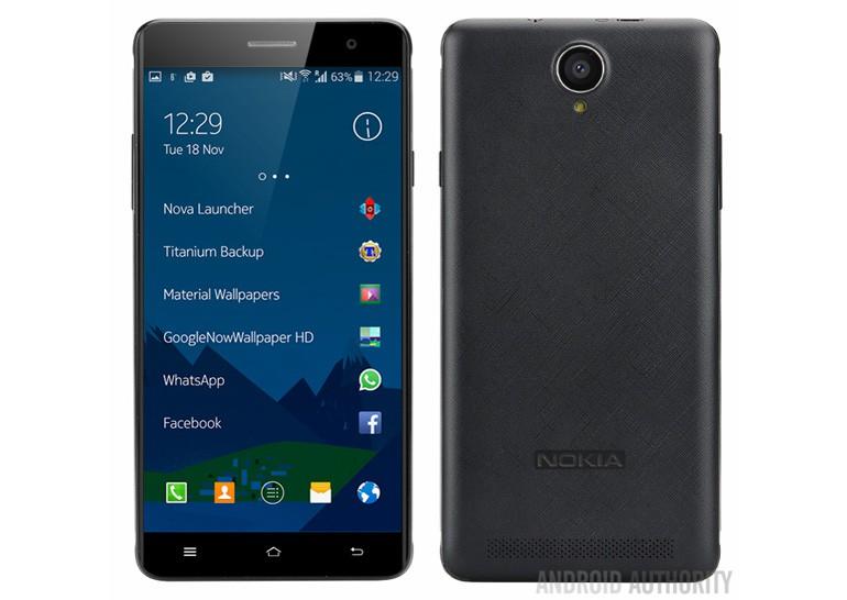 Nokia работает над новым Android-смартфоном среднего уровня - Nokia A1