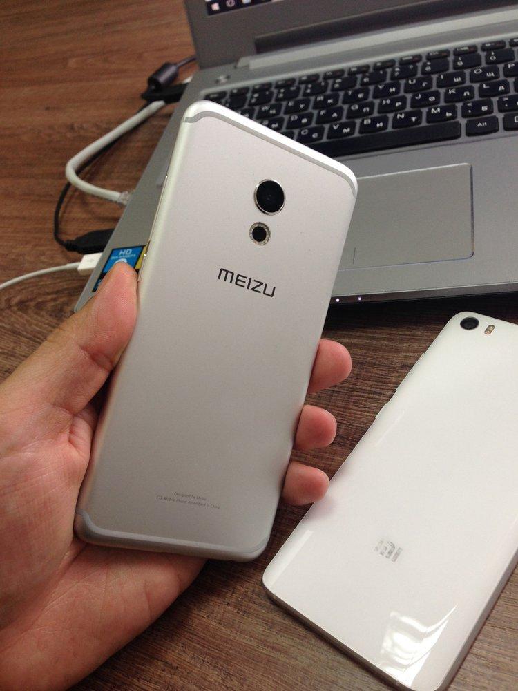 Подробные характеристики и реальные фотографии Meizu Pro 6 опубликованы накануне анонса смартфона