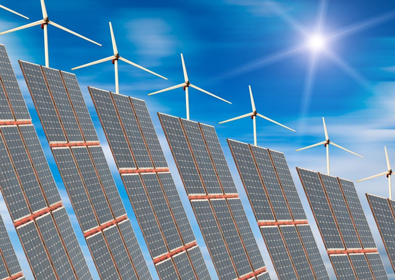 Исследование: при желании человечество могло бы отказаться от ископаемых источников энергии на протяжении 10 лет