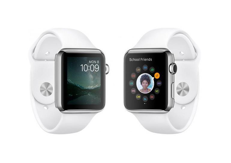 С 15 апреля в Украине стартуют продажи умных часов Apple Watch