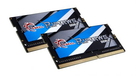 Новые модули G.Skill Ripjaws DDR4 SO-DIMM работают на частоте 3200 МГц