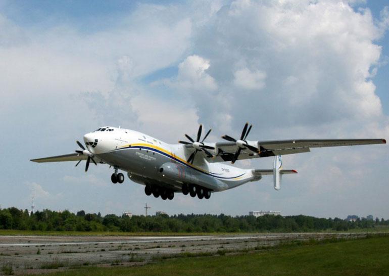 «Антонов» восстановил и поднял в небо единственный в Украине самолёт Ан-22 «Антей», а также отметил свой 70-летний юбилей
