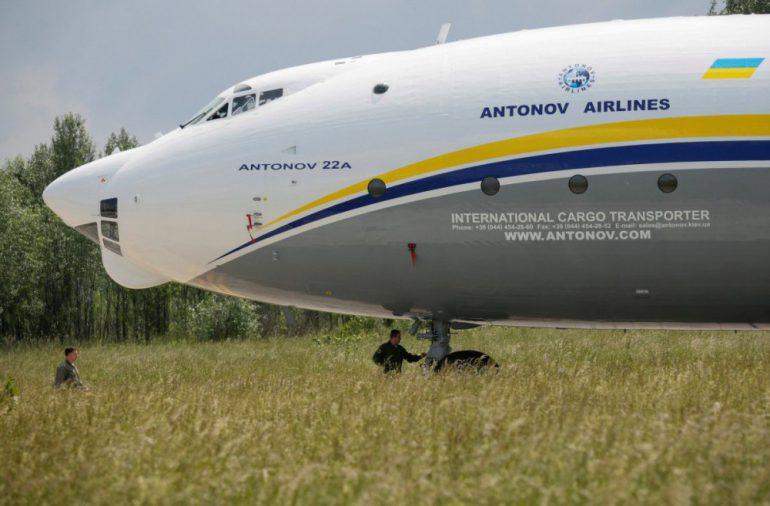 «Антонов» восстановил и поднял в небо единственный в Украине самолёт Ан-22 «Антей», а также отметил 70-леетний юбилей