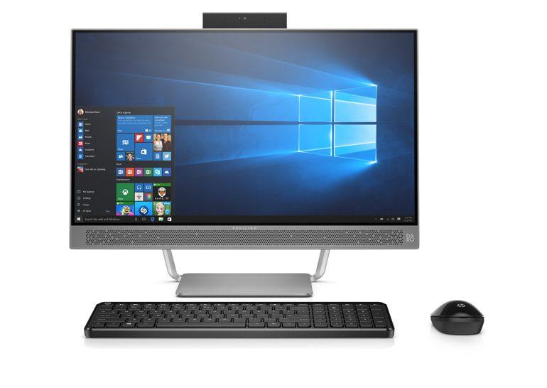 HP анонсировала три компьютерные новинки серии Pavilion с ОС Windows 10