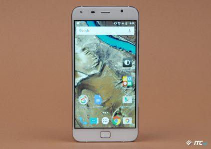 Обзор бюджетного смартфона UMI Touch