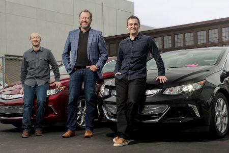 General Motors начинает испытания беспилотных такси на базе электромобилей Chevrolet Bolt на дорогах общего пользования