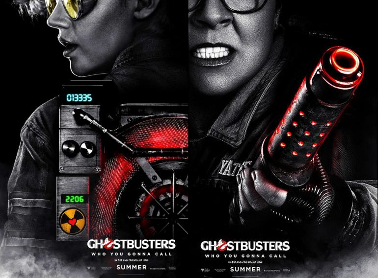 Ghostbusters pos1