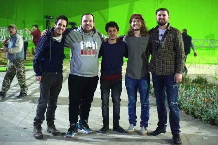 Спецэффекты для клипа Coldplay на песню «Up&Up» создала украинская студия постпродакшена Gloria FX