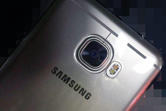 Фотографии Самсунг Galaxy C5— Утечка