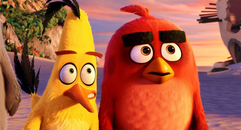 The Angry Birds Movie (2016) Full Movie Watch Online