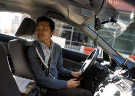 Uber внедрит в Китае систему распознавания лиц для водителей