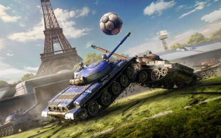 Сезон «Танкового футбола 2016» на полях сражений World of Tanks стартует 10 июня