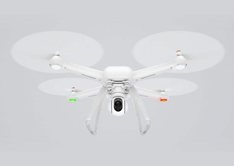 Xiaomi представила модульный дрон MiDrone от $380
