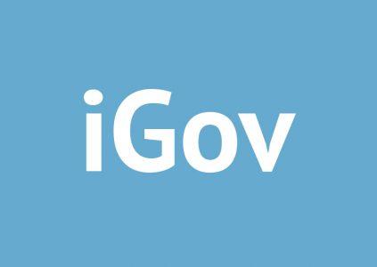 Портал iGov запускает онлайн-услугу изменения регистрационных данных СПД и юридических лиц