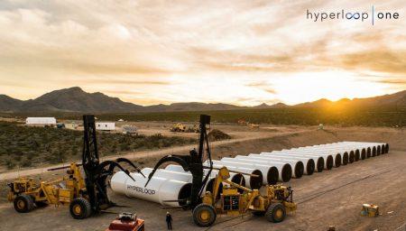 Hyperloop Technologies превратилась в Hyperloop One, привлекла $80 млн дополнительных инвестиций и объявила о проведении первого тестирования в ближайшие сутки