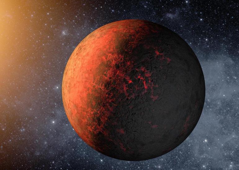 фото марс планеты