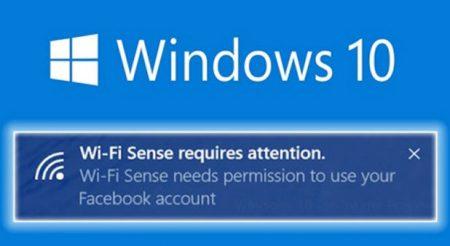 Из Windows 10 удалят беспарольное подключение к Wi-Fi сетям друзей