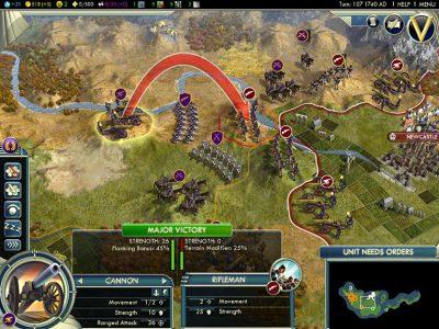 Модифицированная версия игры Civilization V будет использоваться в образовательном процессе в Северной Америке